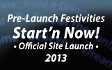 Pre-Launch Festivities N Official Launch 2013